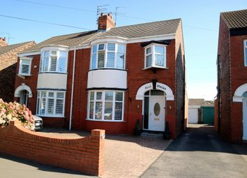 Thumbnail 3 bed semi-detached house for sale in Gillshill Road, Hull, East Riding Of Yorkshire