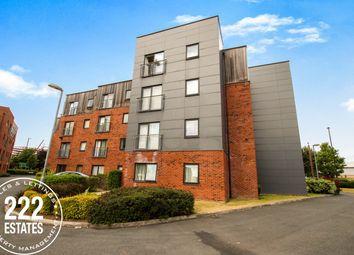 Thumbnail 2 bed flat for sale in Dutton Court, Warrington