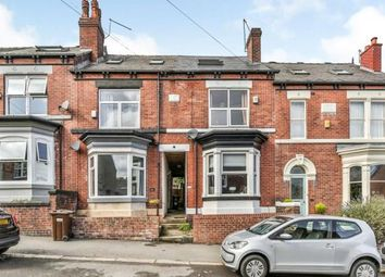 Thumbnail 3 bedroom terraced house for sale in Peveril Road, Sheffield, South Yorkshire