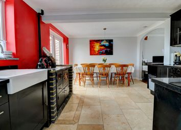 Normans Bay, Pevensey BN24. 4 bed semi-detached house