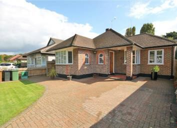 Thumbnail 3 bed bungalow to rent in Salisbury Road, Worcester Park