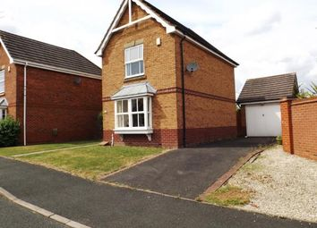 Thumbnail 3 bedroom detached house for sale in Sulgrave Close, Dudley, West Midlands