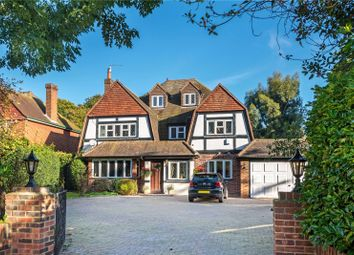 Thumbnail 6 bed detached house for sale in Tite Hill, Englefield Green, Surrey