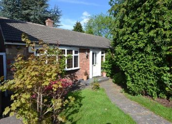 Thumbnail 2 bed detached bungalow for sale in Meadow View, Moseley, Birmingham