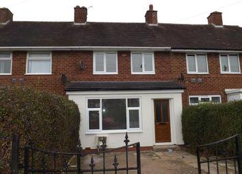 Thumbnail 2 bed terraced house for sale in Eatesbrook Road, Kitts Green, Birmingham