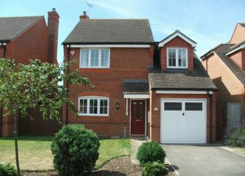 Thumbnail 3 bed detached house to rent in Lesparre Close, Drayton, Abingdon