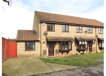 Thumbnail 4 bedroom end terrace house for sale in Moonstone Drive, Chatham, Kent