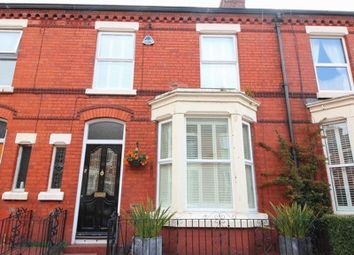 Thumbnail 3 bed terraced house for sale in Brentwood Avenue, Aigburth, Liverpool