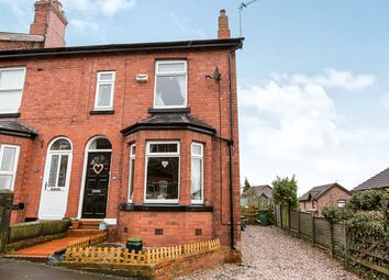 Thumbnail 3 bed terraced house for sale in Sydney Street, Northwich