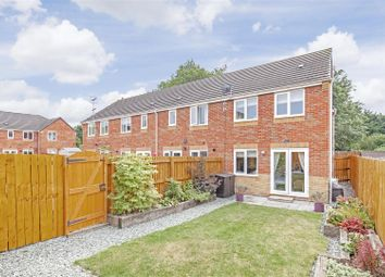3 bed town house for sale in Croft House Way, Bolsover, Chesterfield S44