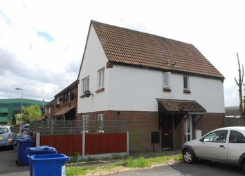 Thumbnail 2 bed end terrace house to rent in Chapel Close, Grays, Essex