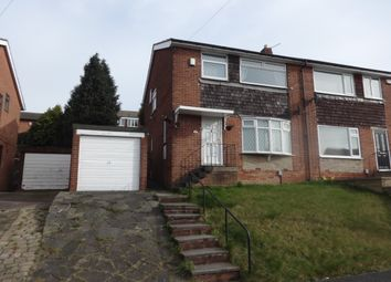 Thumbnail 3 bedroom semi-detached house to rent in Wayne Close, Batley
