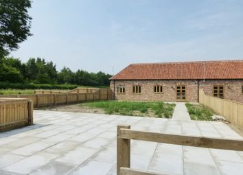 Thumbnail 3 bedroom barn conversion for sale in Gull Lane, Leverington, Wisbech