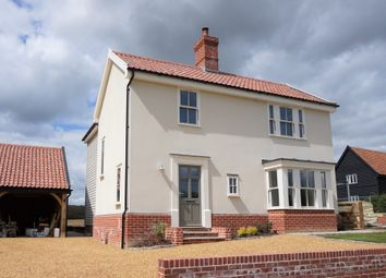 Thumbnail 4 bed detached house for sale in Duke Street, Hintlesham, Ipswich