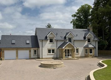 Thumbnail 5 bed detached house for sale in Hawkwood House, West Haartree, Biggar