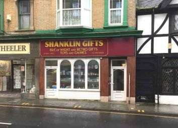 Thumbnail Retail premises to let in Yarborough Arcade, High Street, Shanklin