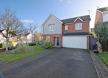 Thumbnail 5 bed detached house for sale in The Fairways, Winsford