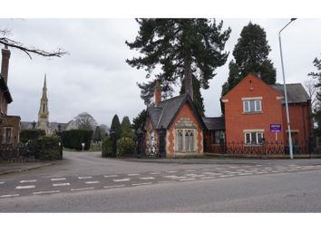 Thumbnail 3 bed detached house for sale in Leicester Road, Loughborough
