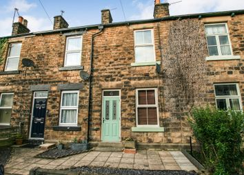 Thumbnail 3 bed terraced house for sale in Scarsdale Road, Dronfield, Derbyshire