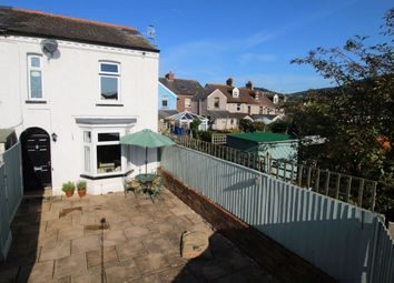 Thumbnail 2 bed end terrace house for sale in Union Road East, Abergavenny