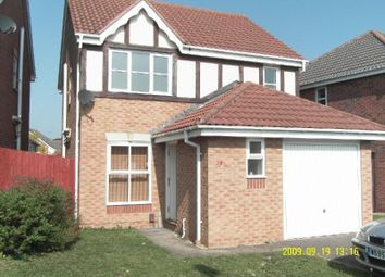 Thumbnail 3 bed detached house to rent in Jewsbury Way, Thorpe Astley, Leicester