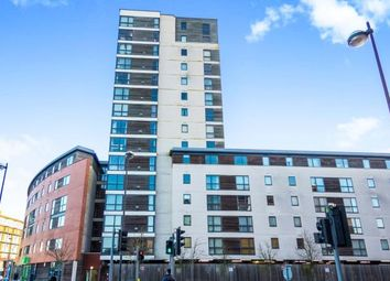Thumbnail 1 bed flat for sale in Aquila House, Falcon Drive, Cardiff Bay, Cardiff