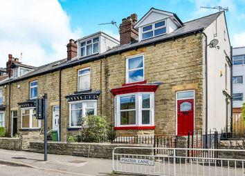 Thumbnail 3 bed end terrace house for sale in Psalter Lane, Sheffield