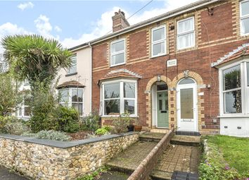 Thumbnail 2 bed terraced house for sale in Hillhead Terrace, Musbury Road, Axminster, Devon