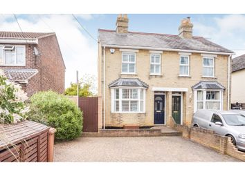 Thumbnail 3 bed semi-detached house for sale in Broom Street, Sudbury