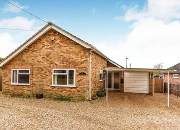 Thumbnail 2 bed bungalow for sale in Stoke Ferry, Norfolk