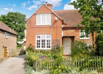 Thumbnail 3 bed semi-detached house to rent in School Lane, Boxford, Berkshire