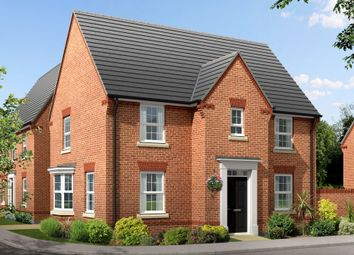 "Thumbnail 4 bed detached house for sale in ""Hollinwood"" at Wellfield Way, Whitchurch"
