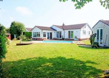 Thumbnail 4 bed bungalow for sale in Raglan Close, Dinas Powys