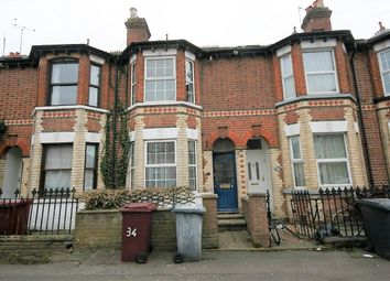 Thumbnail 2 bed terraced house for sale in Swainstone Road, Reading