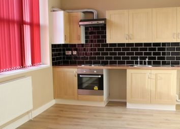Thumbnail 1 bed flat to rent in The Boulevard, Tunstall, Stoke-On-Trent