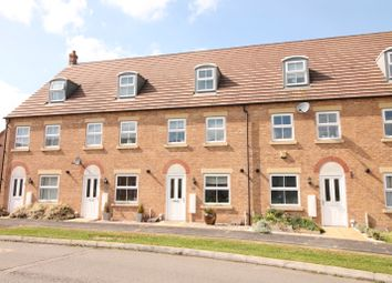Thumbnail 3 bed terraced house for sale in Hidcote Way, Daventry