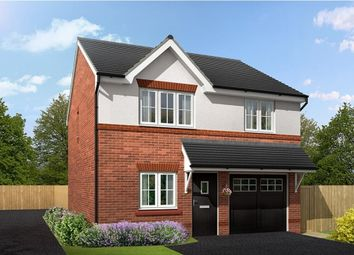 "Thumbnail 3 bedroom detached house for sale in ""Marford"" at Croxton Lane, Middlewich"