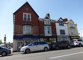 Thumbnail 3 bed maisonette for sale in Clare Road, Grangetown, Cardiff