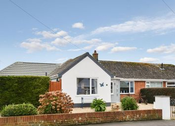 Thumbnail 2 bed semi-detached bungalow for sale in Smardon Avenue, Brixham