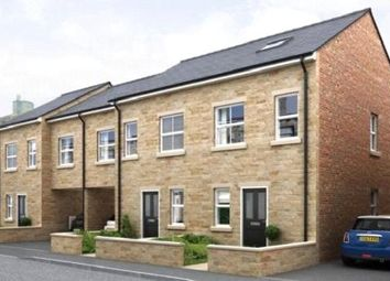 Thumbnail 3 bed town house for sale in Saville Street, Ossett, West Yorkshire