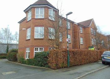 Thumbnail 2 bed flat to rent in Sheridan Way, Nottingham