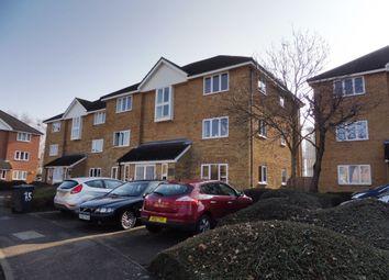 Thumbnail 2 bed flat for sale in Flamborough Close, Woodston, Peterborough