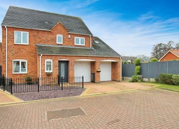 Thumbnail 4 bed detached house for sale in Walnut Close, Hough, Crewe