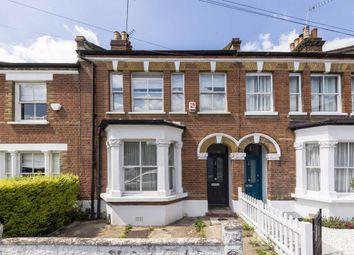 Thumbnail 4 bed terraced house to rent in Hambro Road, London