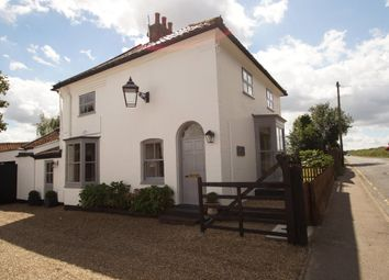 Thumbnail 4 bed detached house for sale in Saxmundham