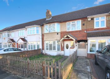 Thumbnail 3 bed terraced house for sale in Byron Avenue, Cranford