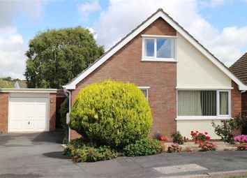 Thumbnail 4 bed detached bungalow for sale in Erw Goch, Waunfawr, Aberystwyth