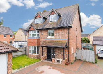 Thumbnail 5 bed detached house for sale in Deer Park Way, Waltham Abbey