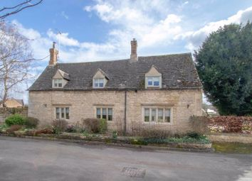 Thumbnail 3 bed detached house to rent in Crown Lane, Tinwell, Stamford