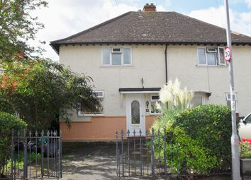 Thumbnail 3 bed semi-detached house to rent in Norbiton Common Road, Kingston Upon Thames
